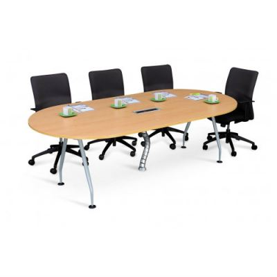 Conference Table I (Inula Metal Leg)
