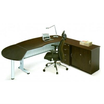 Executive Office Desk IV (QMB 55)