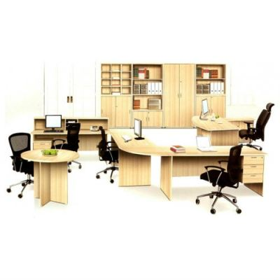 Executive Office Desk XVII (EXT Set - C)