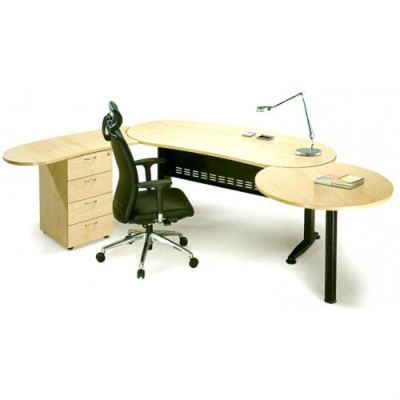 Executive Office Desk III (QMB 33)