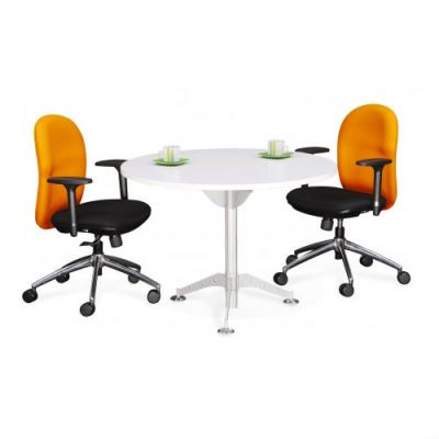 Round Discussion Table (Model:Taxus Leg)