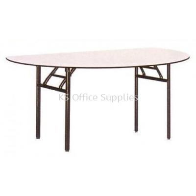 Half Round Folding Table (Model:VFO-Half)