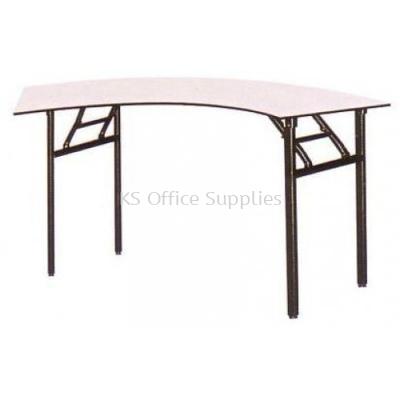 Half Moon Folding Table (Model:VFQC)