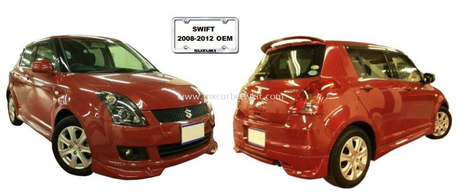 SUZUKI SWIFT 2008-2012 OEM BODYKIT
