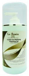 Crystal Ice Mattifying Cleansing Gel Saloon Pack La Roses