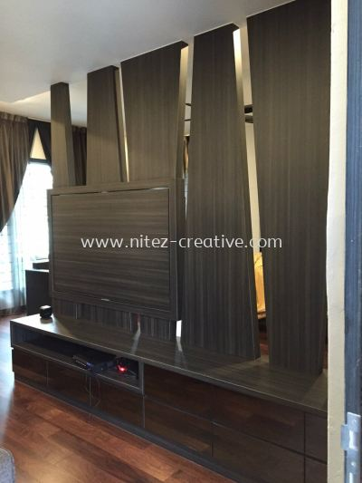 Decoration Feature Wall