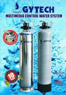 Gytech Water Filter System