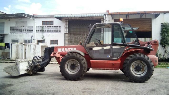 MANITOU MT1435SLT Ex-work Johor Under RM140,000 warranty provided