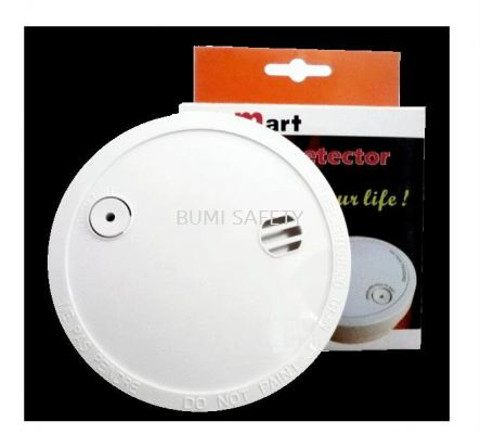Smoke Alarm (Battery Operated)