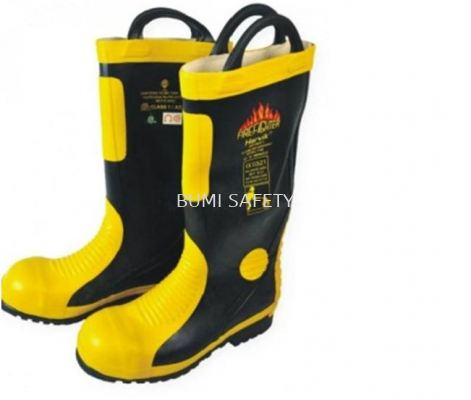 FIREFIGHTER BOOT Harvik Boot