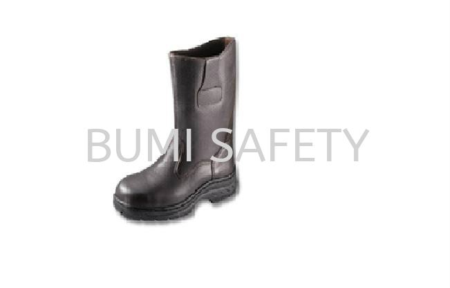Frontier Boot 9 Height Pull-on Frontier Foot Protection Selangor, Kuala Lumpur (KL), Puchong, Malaysia Supplier, Suppliers, Supply, Supplies | Bumi Nilam Safety Sdn Bhd