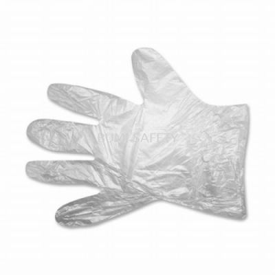 Poly-D disposable PE Glove