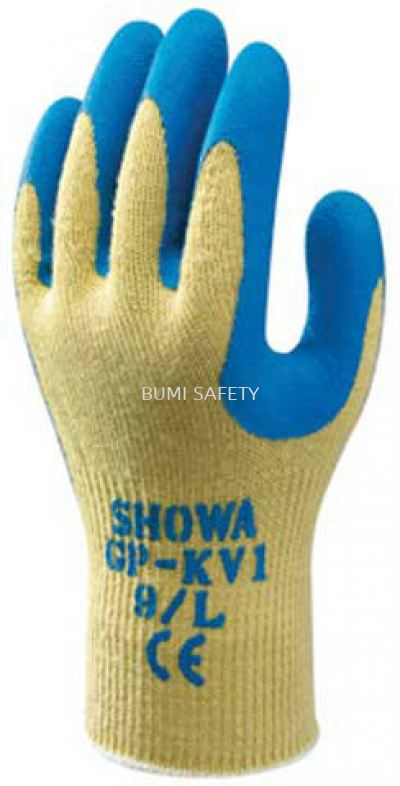 KEVLAR with Rubber Palm Coated