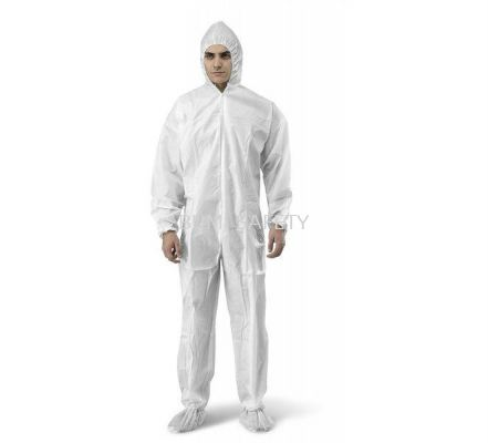 Disposable Coverall (Water Repellent)
