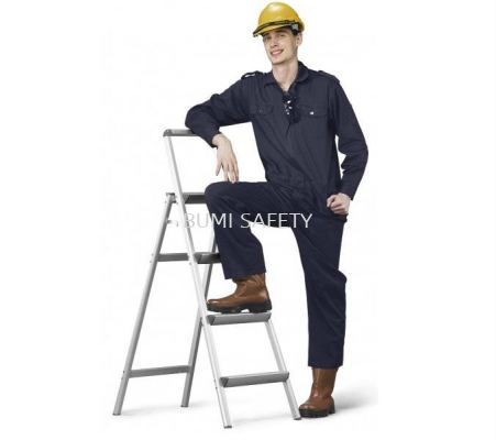 Plain Cotton Coverall