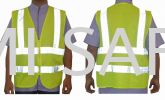 Safety Vest SV04LG Safety Vest Safety Vest / Traffic Control
