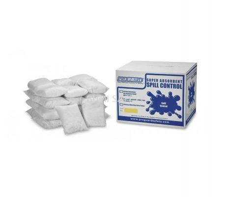 sorbent pillow oil