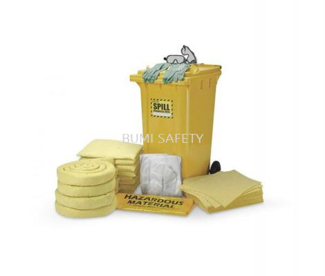 120L Dispenser Cart Spill Kit