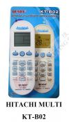 HITACHI MULTI KT-B02 AIR CONDITIONER REMOTE CONTROL