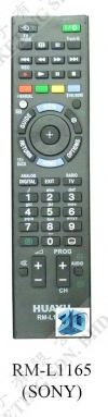 RM-L1165 (SONY) LCD/LED TV REMOTE CONTROL
