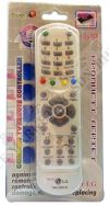 RM-580B (SANYO) MULTI TV REMOTE CONTROL