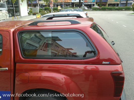 SMART CANOPY FOR ISSUZU D MAX 4X4 CAR