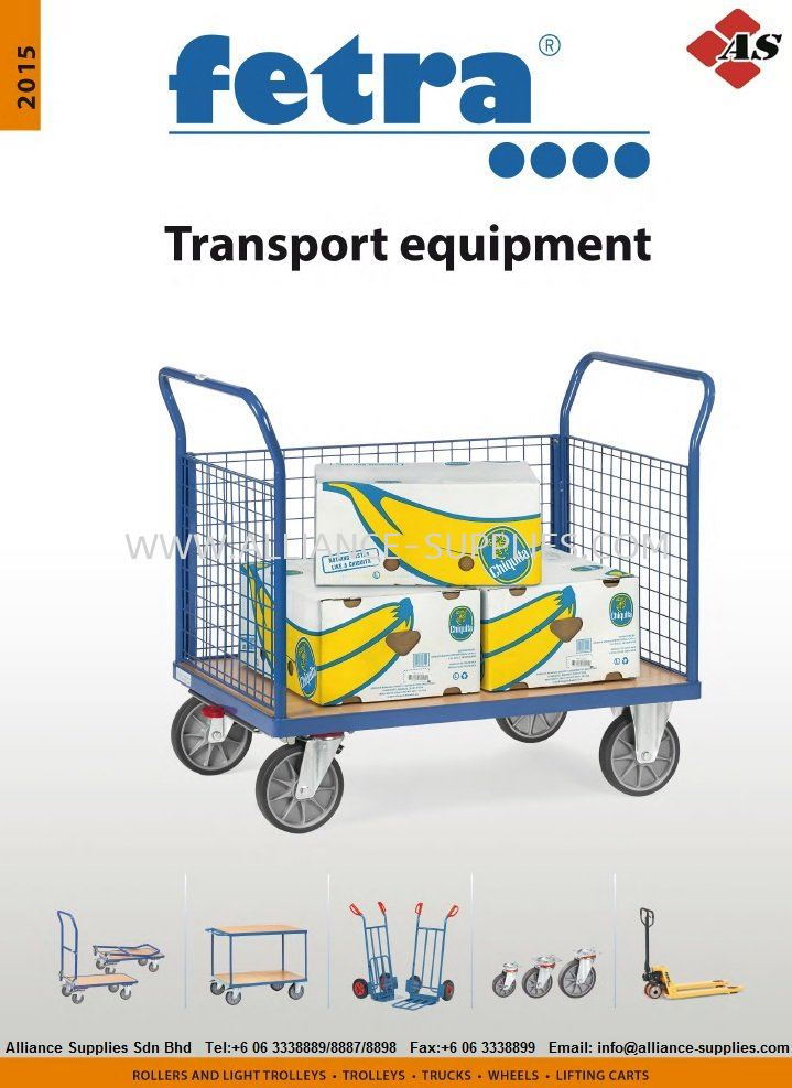 NEW! FETRA(GERMANY) TRANSPORT EQUIPMENT