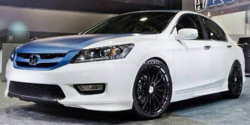 HONDA ACCORD 2013 EURO BODY KIT + SPOILER
