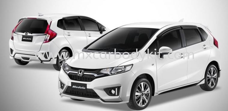 HONDA JAZZ 2014 MODULO BODY KIT + SPOILER  JAZZ 2014 HONDA