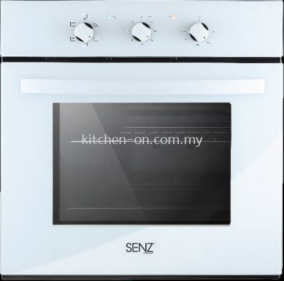SZ-OV868-6FW - Mechanical 6 Cooking Functions Build-in Electric MultiOven - White