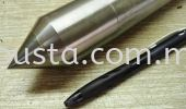 Solid Center - inlaid carbide Metal Working Industry