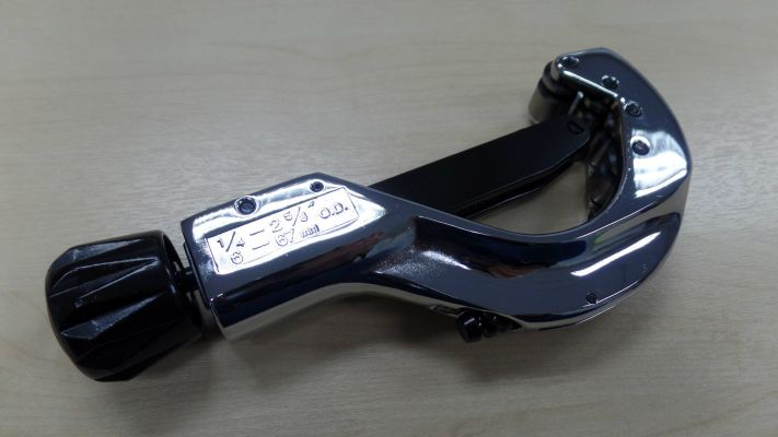 """MASTERCOOL 70037 SLIDING RATCHET TUBE CUTTER (O.D. 1/4"""" TO 2-5/8"""", (1/4"""" TO 2-3/4"""" NOMINAL)"""