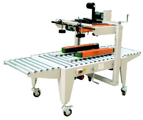Automatic Carton Sealer Packaging Production Line