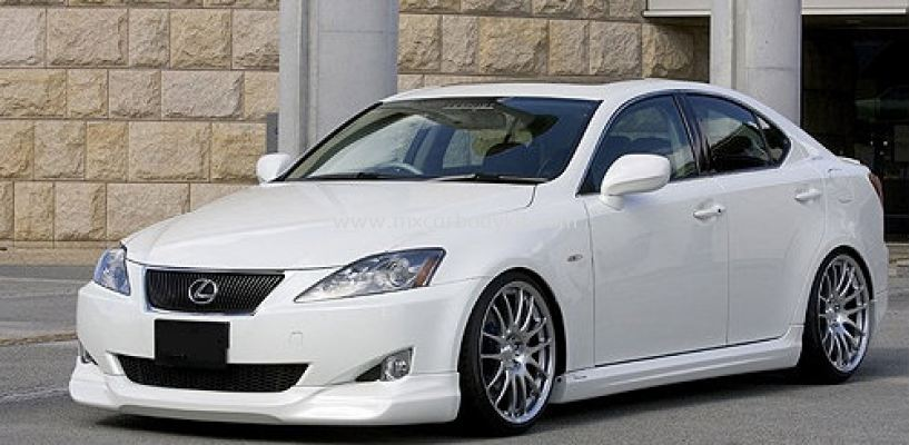 LEXUS IS250 2005 ING DESIGN FULL SET BODYKIT + SPOILER