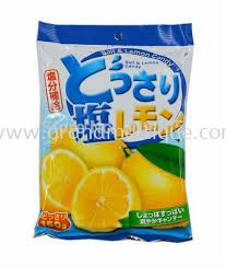 Lemon Salt Candy 150gm X 20 Pack