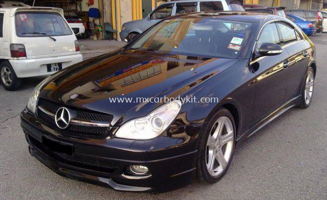 MERCEDES BENZ W219 CLS FULL SET BODYKIT + SPOILER