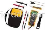 Fluke 179 / 1AC2 Rugged Multimeter and Non-Contact Voltage Detector FLUKE Digital Multimeter
