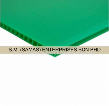 Polypropylene Sheet - Green