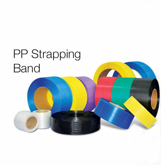 Fully Auto PP Strapping Band PP Strapping Band PP / Polyester Strapping Band