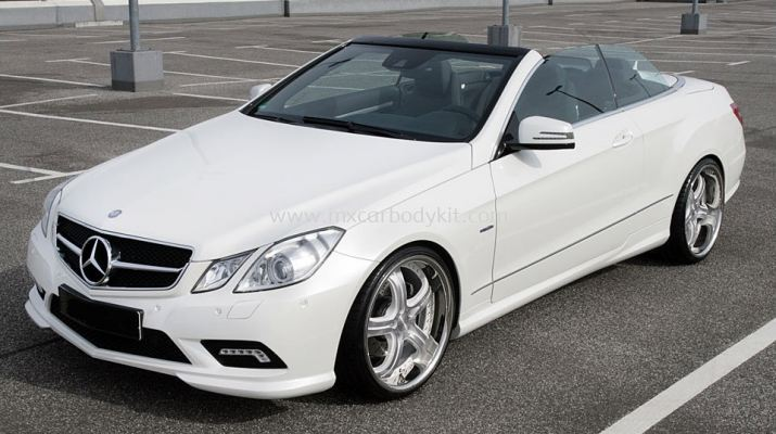 MERCEDES BENZ W207 2014 FACELIFT CONVERSION KIT