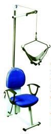 颈部牵引椅 物理康复治疗器材