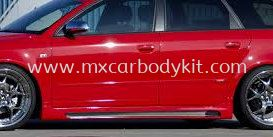 AUDI A4 B7 RIEGER STYLE SIDE SKIRT