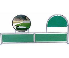 Numbered Tee Divider with Mirror
