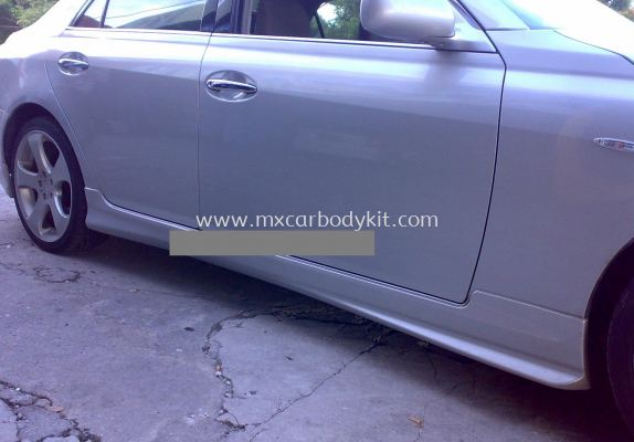 TOYOTA MARK X 2003-08 MODELISTA DESIGN SIDE SKIRT