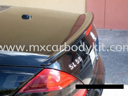 MERCEDES BENZ W230 SL AMG DESIGN REAR SPOILER W230 (SL CLASS) MERCEDES BENZ