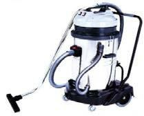 EH Wet / Dry Vacuum Cleaner (Twin Motor) c/w Stainless Steel Body