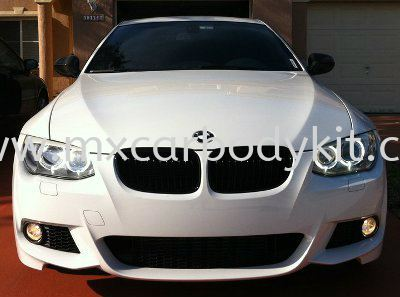 BMW E90 FACELIFT FRONT GRILLE CARBON FIBER  BMW  CARBON FIBER BODY KITS