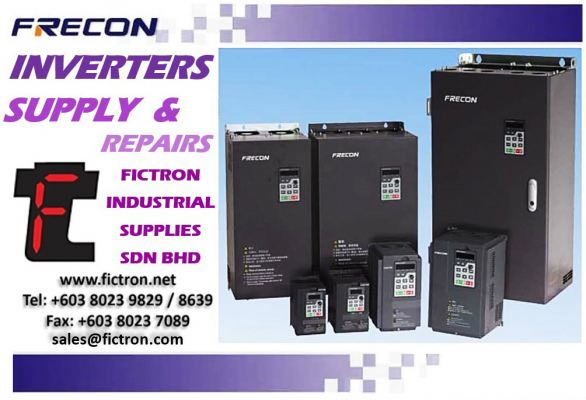 FR100-2T-0.2B FR100 Series 0.25kW 3Ph 220V FRECON Inverter Supply & Repair Malaysia Singapore Thailand Indonesia Philippines Vietnam Europe & USA