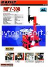 MFY308 Motorcycle Tyre Changer Maxfly Machine