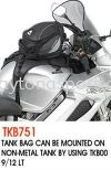 TKB751 Soft Luggage Accessories